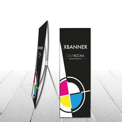 x-banner displays soportes publicitarios económicos