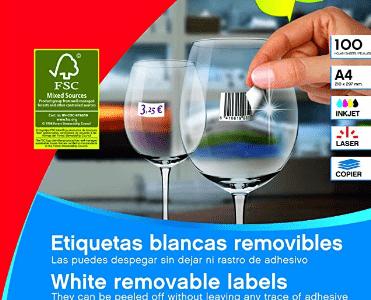 Mejores Papeles Para Imprimir Etiquetas