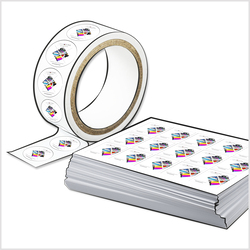 Impresión de adhesivos